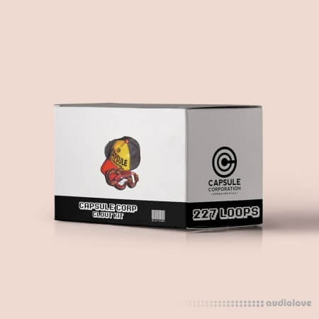BluffGawd Capsule Corp Clout Kit (Sample pack) WAV