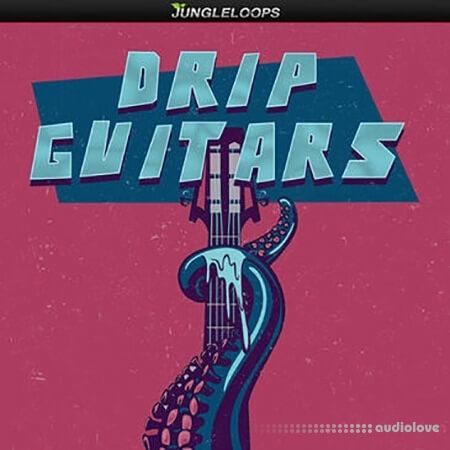 Jungle Loops Drip Guitars WAV
