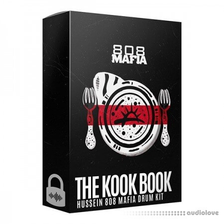 Hussein Of 808 Mafia The Kook Book Drumkit WAV