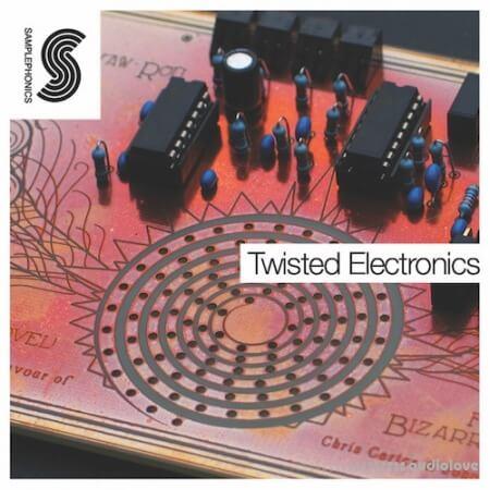 Samplephonics Twisted Electronics MULTiFORMAT