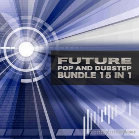 Pulsed Records Future Pop and Dubstep Bundle 15-In-1 WAV MiDi
