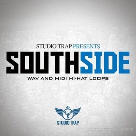 Studio Trap South Side Hi-Hats Pack