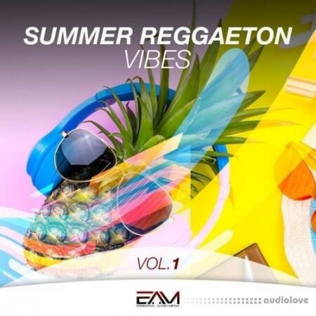 Essential Audio Media Summer Reggaeton Vibes Vol.1 WAV MiDi Synth Presets