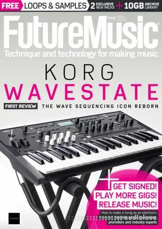 Future Music Issue 353 February 2020