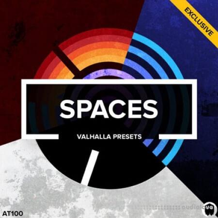 Audiotent SPACES Valhalla VintageVerb Presets