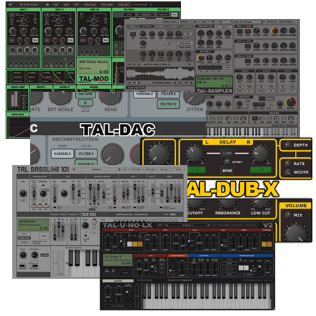 Togu Audio Line Plugins Bundle 2020.01.14