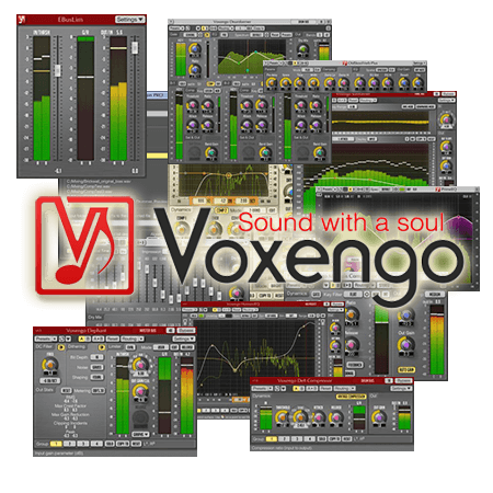 Voxengo Plugins Pack 2020.01.14 WiN MacOSX