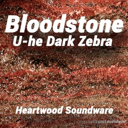 Heartwood Soundware Bloodstone Synth Presets