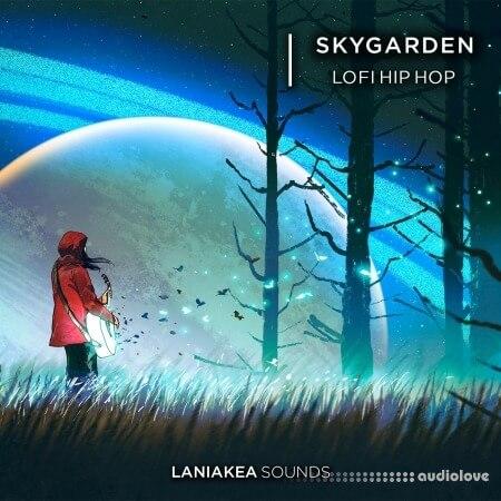 Laniakea Sounds Skygarden Lofi Hip Hop WAV