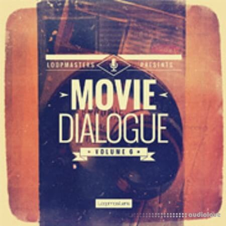 Loopmasters Movie Dialogue Vol.6 MULTiFORMAT