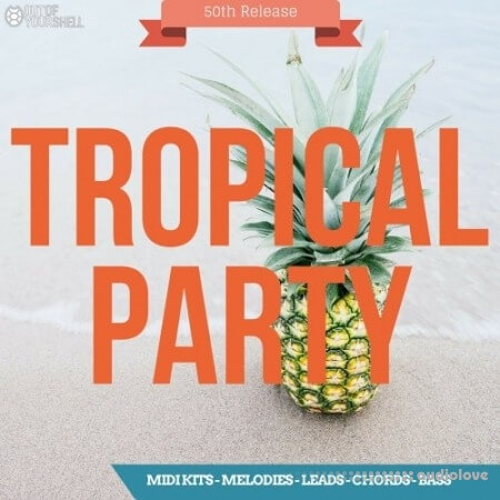 Out Of Your Shell Tropical Party MiDi