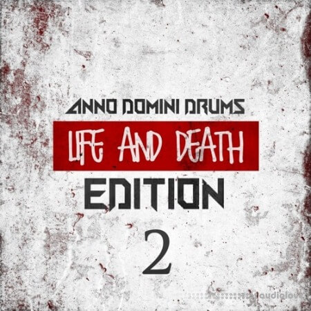 Anno Domini Drums Life and Death Edition 2 WAV