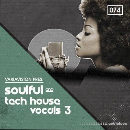 Bingoshakerz Soulful and Tech House Vocals 3 WAV REX
