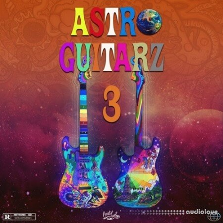 Cartel Loops Astro Guitarz Vol.3