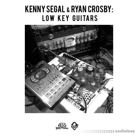 Splice Sounds Kenny Segal Low Key Guitars WAV