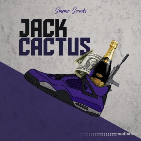 Smemo Sounds Jack Cactus