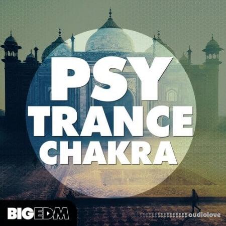 Big EDM Psytrance Chakra