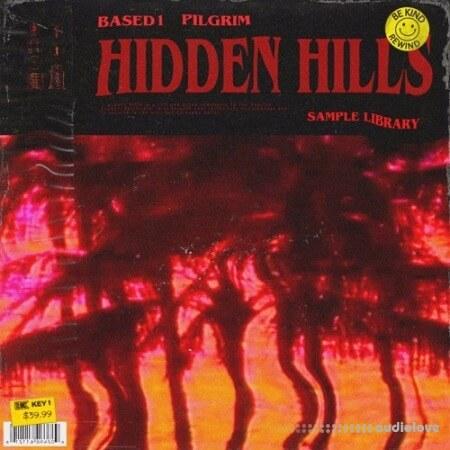 Based1 And Pilgrim Hidden Hills (Sample Library) WAV