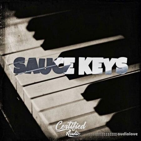 Certified Audio LLC Sauce Keys WAV