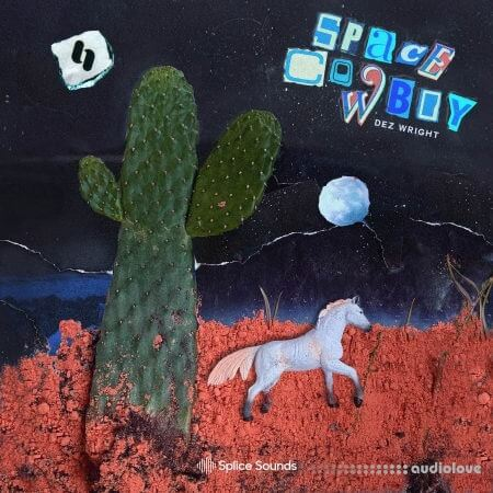 Dez Wright Space Cowboy Sample Pack WAV