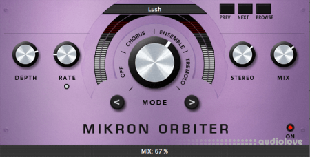 112dB Mikron Orbiter v1.0.0 WiN