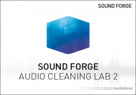 MAGIX SOUND FORGE Audio Cleaning Lab Portable