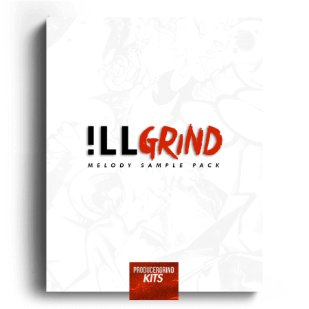 Producer Grind The ILLGRIND Melody Sample Pack WAV
