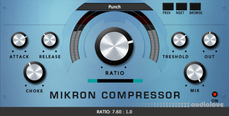 112dB Mikron Compressor v1.0.0 FIXED WiN