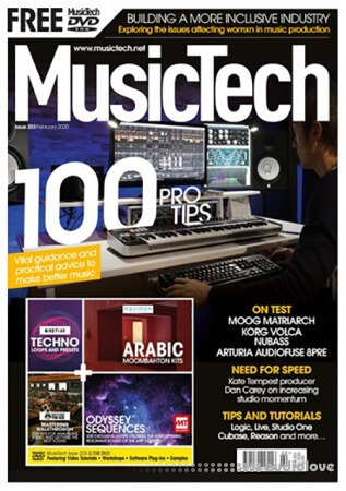 MusicTech - February 2020