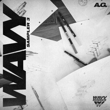 A.G. Wavy Sampler Vol.3 WAV
