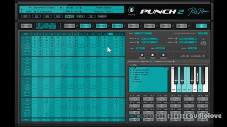 Rob Papen Punch2 v1.0.1a WiN