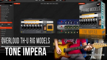 Overloud Choptones Tone Impera Rig Library Synth Presets