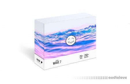 Drumkeyz BWB THE WAVE 7 WAV