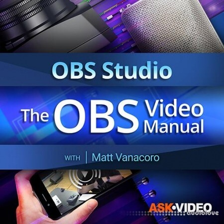Ask Video OBS 101 The OBS Video Manual TUTORiAL