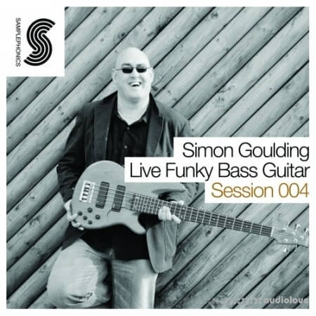 Samplephonics Simon Goulding Live Funky Bass Guitar MULTiFORMAT