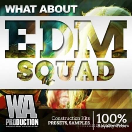 WA Production EDM Squad