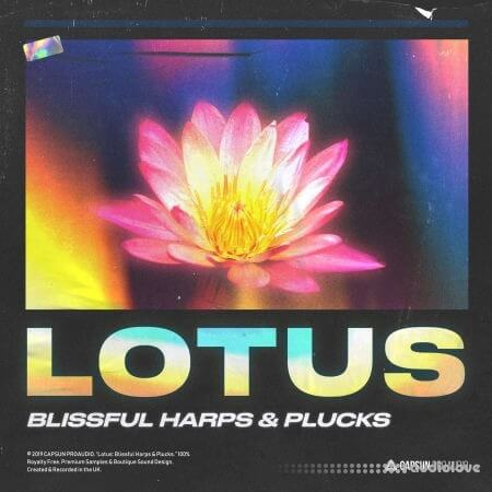 Capsun ProAudio Lotus Blissful Harps And Plucks WAV