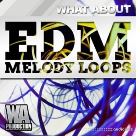 WA Production EDM Melody Loops