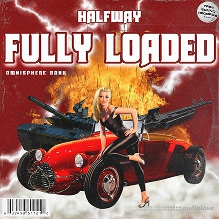 Halfway FullyLoaded Vol.1 Synth Presets
