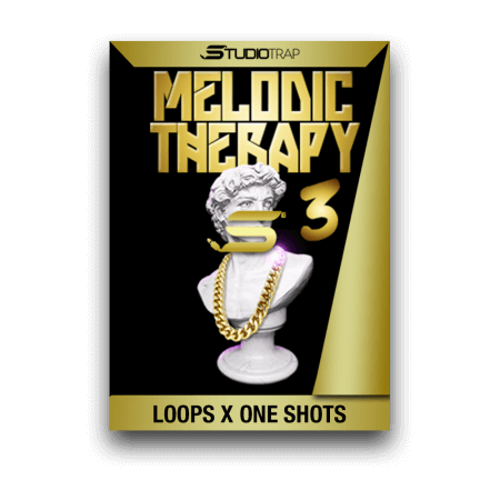 Studio Trap Melodic Therapy Vol.3