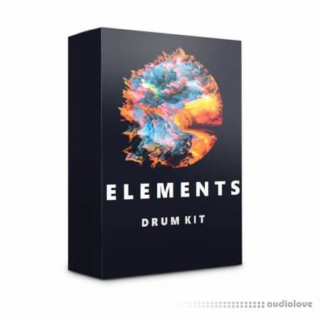 UrBan Nerd Beats Elements Drum Kit WAV