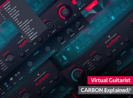 Groove3 Virtual Guitarist CARBON Explained