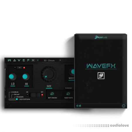 Infinit Essentials WAVE FX v1.0 RETAiL WiN MacOSX