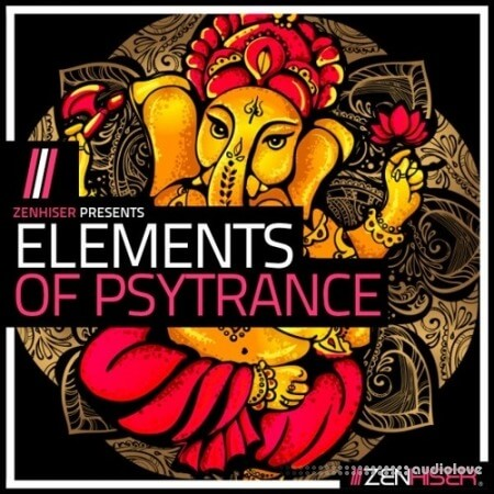 Zenhiser Elements Of Psytrance WAV