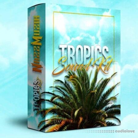 Nazz Muzik Tropics RnBass Sound Kit WAV Synth Presets