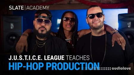 Slate Academy J.U.S.T.I.C.E. League Hip-Hop Production Masterclass
