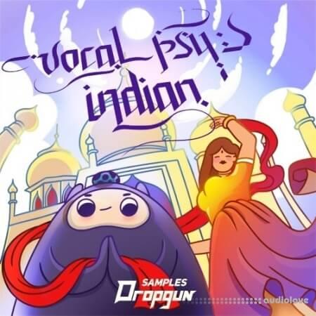 Dropgun Samples Vocal Psy Indian WAV
