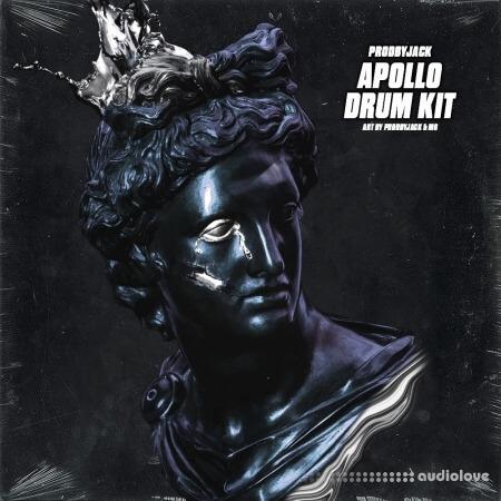 ProdbyJack Apollo Drum Kit
