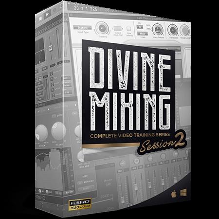 Sean Divine Divine Mixing S2 Deluxe