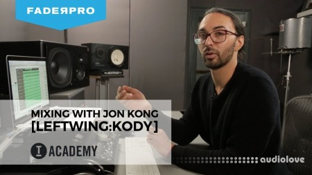 FaderPro Mixing with Jon Kong (Leftwing:Kody) TUTORiAL